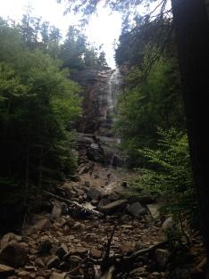 Arathusa Falls, White Mountains